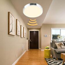 15W Sensor Lampe mit Bewegungsmelder Deckenleuchte Deckenlampe Treppenleuchte