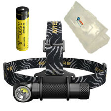 Nitecore HC33 - Headlamp - 1800 Lumens CREE LED w/ NL1835HP 18650 + Battery Box