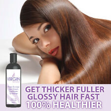 VIRGIN FOR WOMEN HAIRLOSS CONDITIONER GET THICK SHINY YOUTHFUL STRONG HAIR!