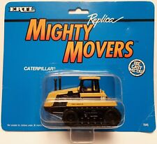 1:64 Scale ERTL Mighty Movers 1846 Caterpillar Challenger 65 Tractor - MIP