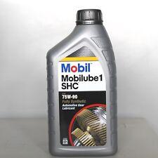 Mobil Mobilube1 SHC 75w90 da 1 Litro Olio Lubrificante per ingranaggi