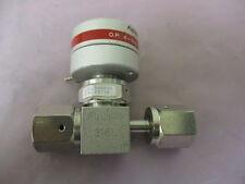 Fujikin 316L O.P. 4~6 KGF/CM6 414634