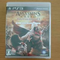 PS3 Assassin's Creed: Brotherhood Special Edition 02479 From Japan