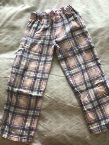 Boden pyjamas bottoms age 6-7
