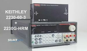 KEITHLEY 2230-60-3 POWER SUPPLY 2230G-HRM HARMONIC REDUCTION MODULE (REF.: 003G)