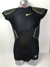 Nike Pro Combat Football Compression Shirt Body Armour  Size L Pre-Owned nice