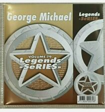 KARAOKE CDG  LEGENDS SERIES  VOL 79   GEORGE MICHAEL  14 TOP TRACKS