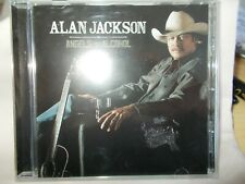 ALAN JACKSON - ANGELS and ALCOHOL - OZ 10 TRK CD - STILL SEALED -COUNTRY
