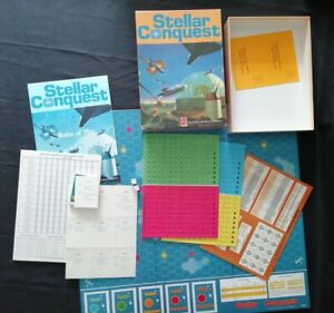 Stellar Conquest (Avalon Hill) Unpunched