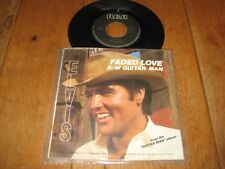 Elvis Presley.A.Guitar man.B.Faded love.(510)