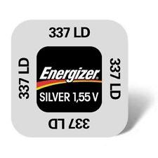 1x Energizer Batería del reloj reloj 337- SR416SW - Mini Ampolla