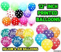 "LARGE Latex Helium Balloons Ballons 100 X10"" Party / Wedding  / Birthday BALOONS"
