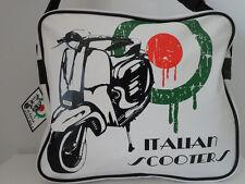 Borsa Vespa Italia, borsa a tracolla Uomo