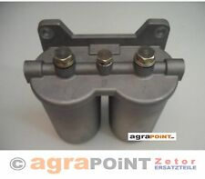 NEW - Zetor - complete. Two Steps-Fuel filter - 950808 - by agrapoint.de
