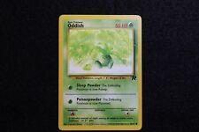 Oddish Team Rocket Pokemon Card NM-Mint Never Played 63/82
