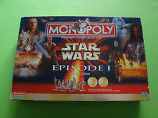 Monopoly - Star Wars Episode 1 Collector Edition