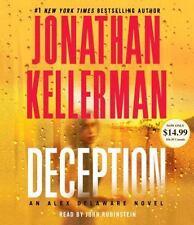Deception: An Alex Delaware Novel (alex Delaware Novels): By Jonathan Kellerman