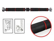 Barra per trazioni da porta regolabile 62-100 cm allenamento sbarra entroporta
