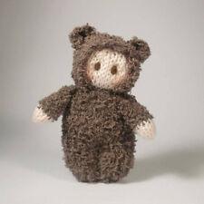 Teddy Bear Bitsy Baby Doll Knitting pattern
