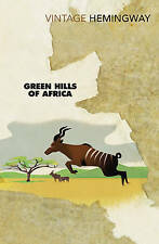 Green Hills Of Africa By Ernest Hemingway NEW (Paperback) Book
