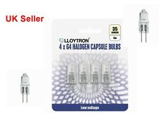 Pack 10 G4 5 Watt 12 Volt  Halogen Capsule Lamp Bulb 5w 12v  Long Life