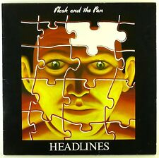 "12"" LP - Flash And The Pan - Headlines - #L7670 - washed & cleaned"