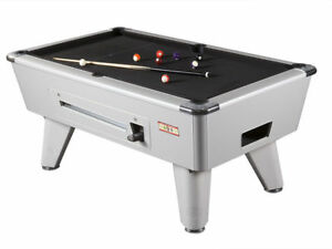***HPL.GAMING*** Premium Supreme Winner Coin operated Slate Bed Pool Table