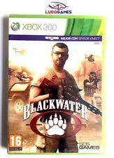 Blackwater Xbox 360 Nuevo Precintado Videojuego Retro Sealed Brand New PAL/SPA