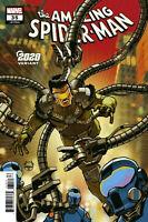 AMAZING SPIDER-MAN #35 2020 VARIANT MARVEL COMIC BOOK NM