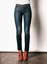 Imogene and Willie Denim Skinny Jeans Size 27 Womens Jane Dark Wash