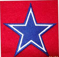 DALLAS COWBOYS    iron on 100% embroidered PATCH NFL FOOTBALL PATCHES  TEXAS