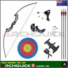 New 20lbs Archery Longbow Set Long Bow Target Shooting Practice Youth Starter