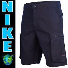 Nike Men's Size 30 Woven Performance Cargo Short Navy Blue 613644 475 NEW