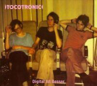 TOCOTRONIC - DIGITAL IST BESSER 2 VINYL LP NEU