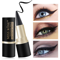 Waterproof Black Eyeliner Liquid Eye Liner Pen Pencil Gel Beauty Makeup Cosmetic