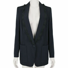 Wool Single-Breasted Suits & Suit Separates for Women