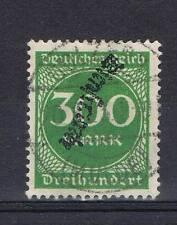 Germany  Reich  Dienstmarke inverted overprint never seen