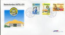ANTILLEN 1999  FDC 303 MUSIC MUZIEK MUSIQUE