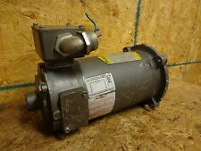 Baldor .25 HP 90V DC Motor Model # CDP3310 1750 RPM 1/4 HP