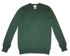 New Volcom Mens Main Solid Knit Crew Pullover Sweater Medium