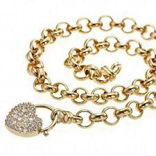 Men's Cubic Zirconia Chains & Necklaces