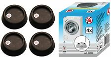 4 x Vibrationsdämpfer Gummipuffer extra BGS 85803 65mm Waschmaschine Trockner