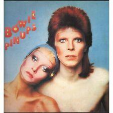 David Bowie Pin Ups EMI GF EMC3580 Pic Label 14 Track LP London UK Extended