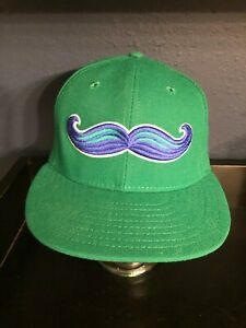 VINTAGE NEW ERA MINOR LEAGUE LEXINGTON LEGENDS MUSTACHE LOGO Fitted Size 7 HAT