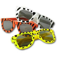 Animal Print Sunglasses Style Varies Zebra, Leopard, Tiger Party Favors