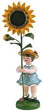 Hubrig Blumenkind Mädchen mit Sonnenblume, 24cm, 307h2013