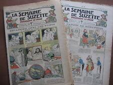 LA SEMAINE DE SUZETTE  collection 15ème année 1er semestre