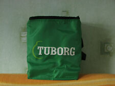 Beer cooler Tuborg new rare green bag for beer glass and cans