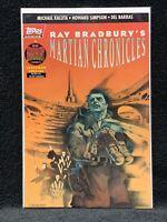 RAY BRADBURY/  MARTIAN CHRONICLES/ James Gunn/ Movie/ Guardians/ Suicide Squad