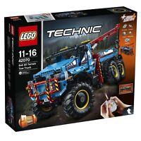 LEGO Technic 6x6 All Terrain Tow Truck 2017 42070 NEW *FREE UK P&P* RRP £219.99!